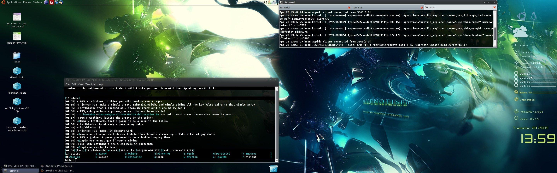 Screenshot - Linux - Desktop