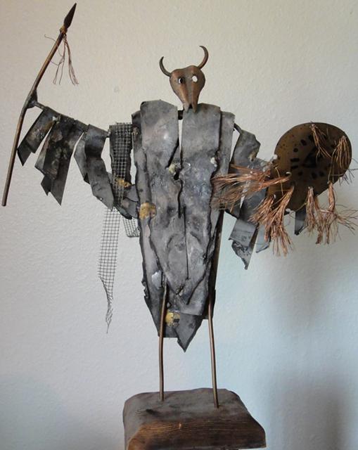 Artwork - Voodoo Man